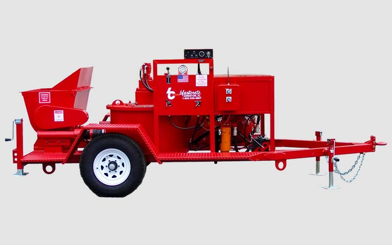 RD6536 Concrete Pump