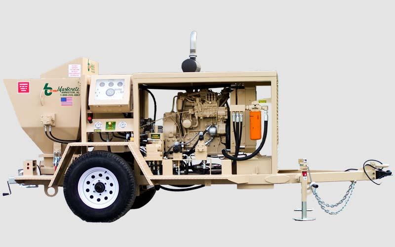 X-10 Concrete Pump