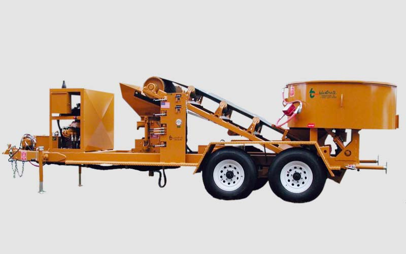 Multi-Rig Concrete Equipment