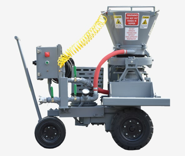 AA020 Gunite Machine