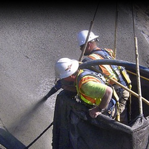 Commercial Shotcrete