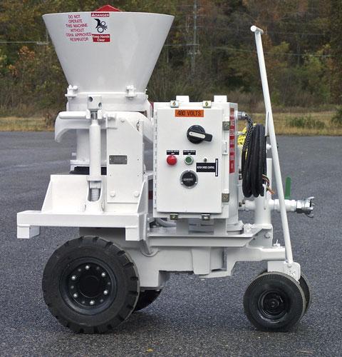 AA-020 Genuine Piccola Gunning Machine