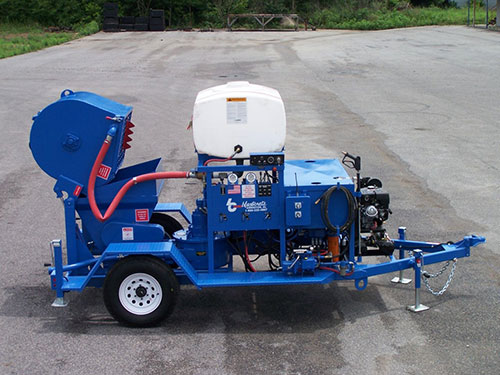 D6528 Concrete Pump