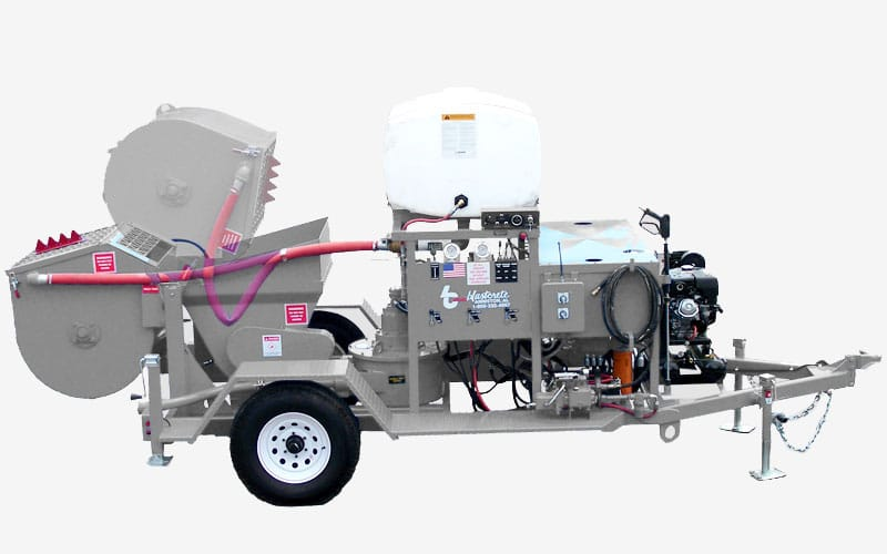 Shotcrete Mixer Pump
