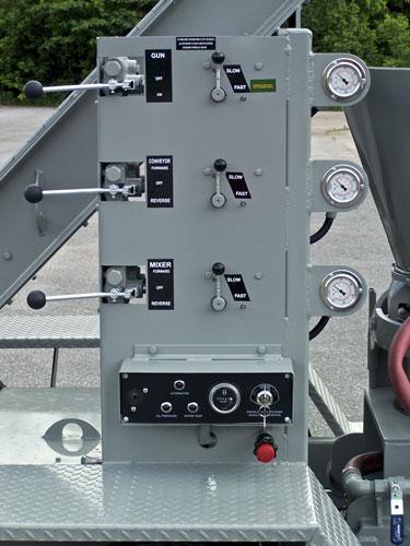 Dampcon Controls