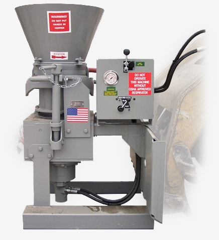 Gunite Machine Attachment
