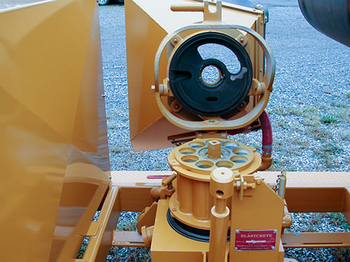 Hydrostatic Rotary Gun Clamping System