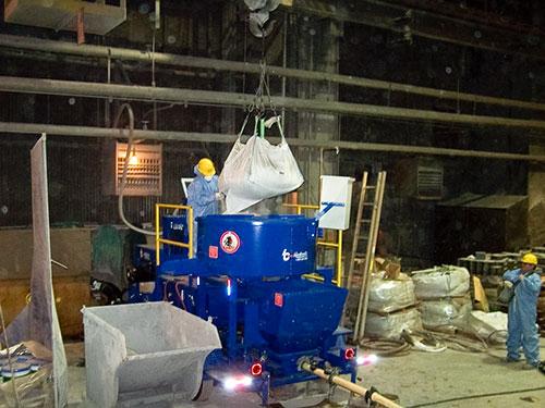 MX-10 Cement Mixer