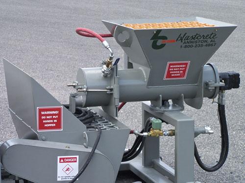 High Shear Continuous Mixer System