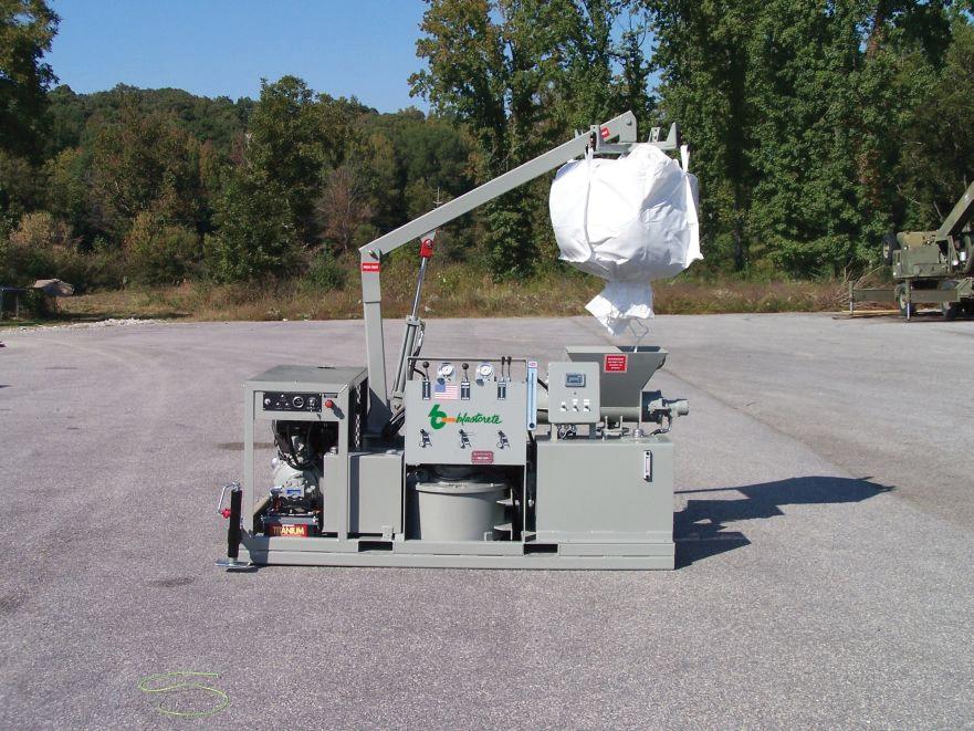 MasonMate Mixer Pump with Bulk Bag