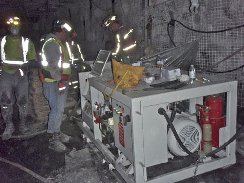 MineMate mining industry