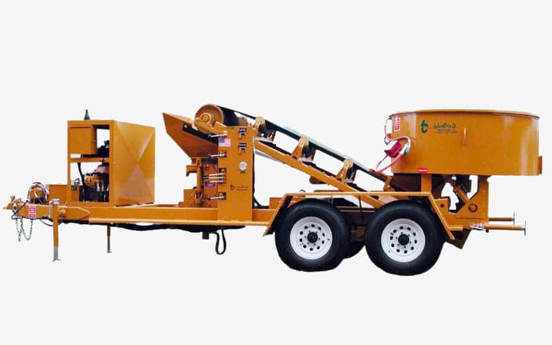 Field Batching Concrete Machine