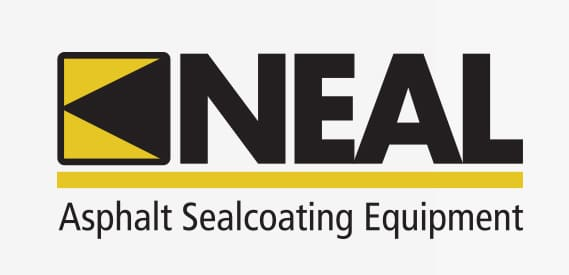 Neal Asphalt Sealcoating Equipment Logo