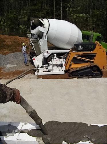 RD6536 Concrete Pumping