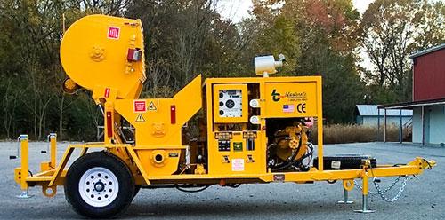 RMX-5000 Concrete Pump