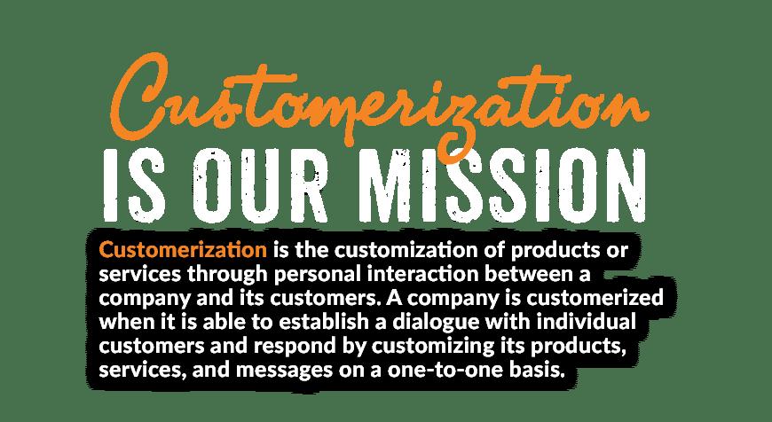 customerization