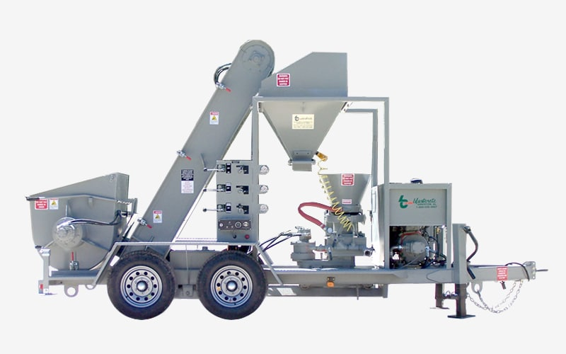 Concrete Repair Machine