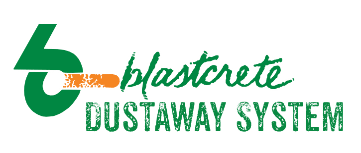 Introducing Blastcrete's DustAway System
