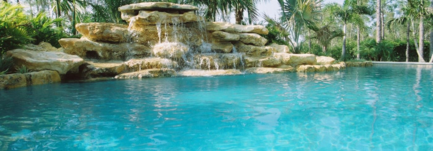 pool crafters concrete faux rocks