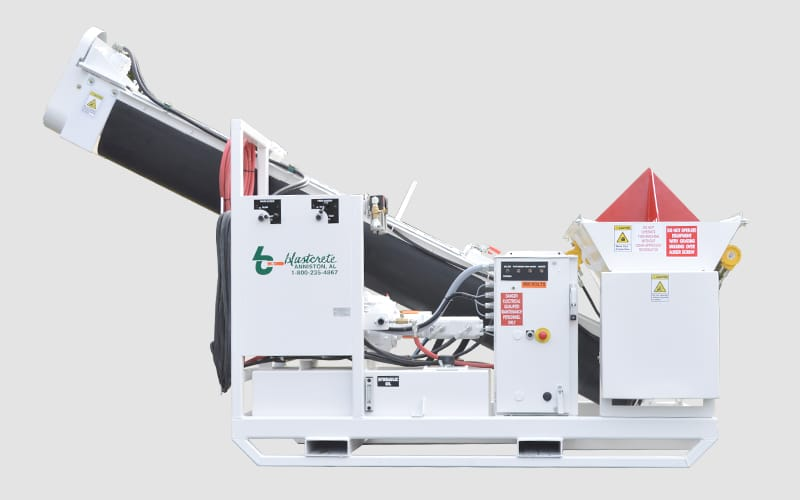 Predampener Concrete Equipment