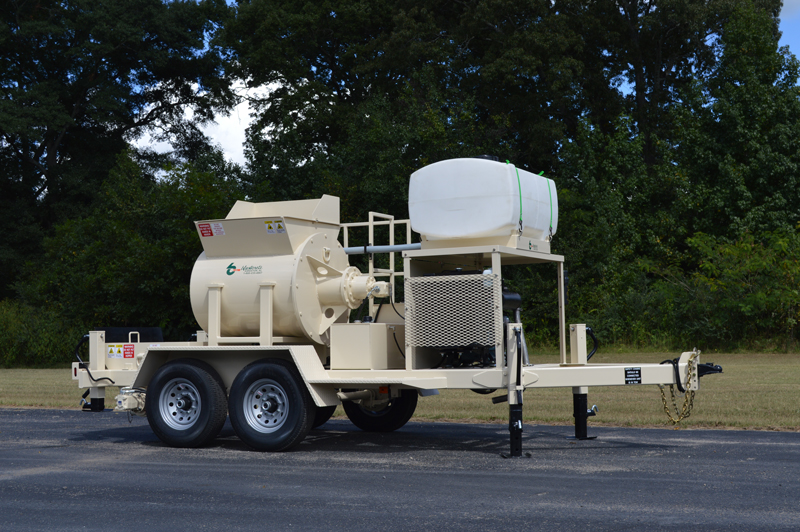 RS180 Concrete Mixer-Pump
