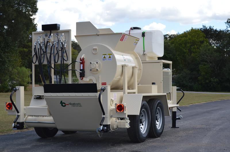 RS180 Shotcrete Mixer-Pump